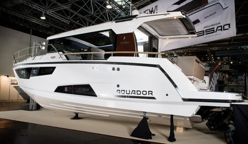 Aquador 35 AQ voll
