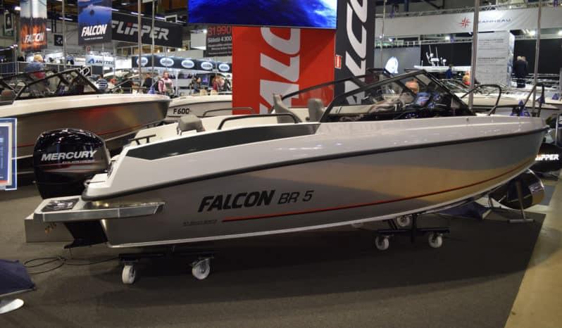 Bella Falcon BR5 voll