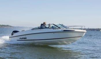 Flipper 600 DC voll