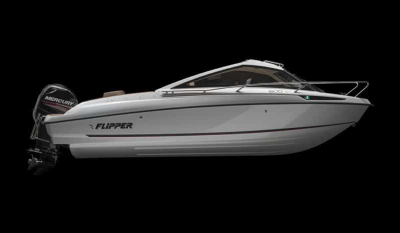 Flipper 600 Sport Top voll