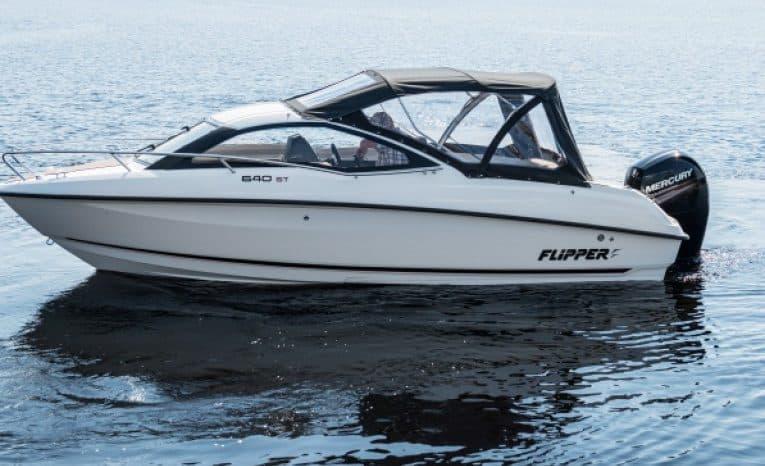 FLIPPER 640 ST voll