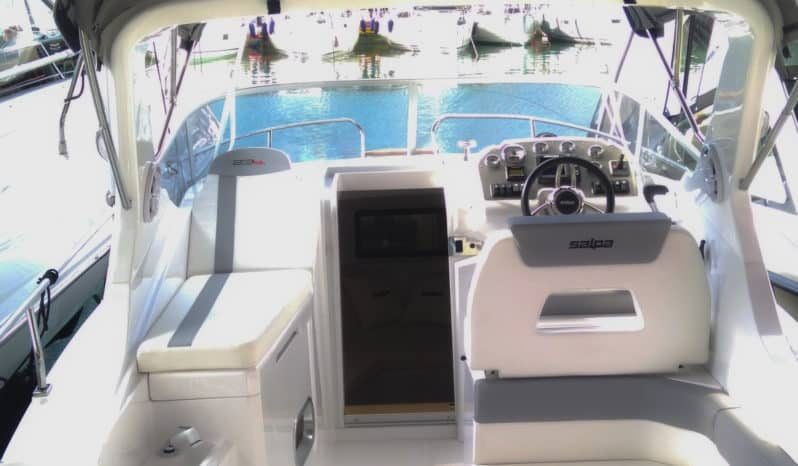 Salpa 23 X Kabinen Cruiser voll