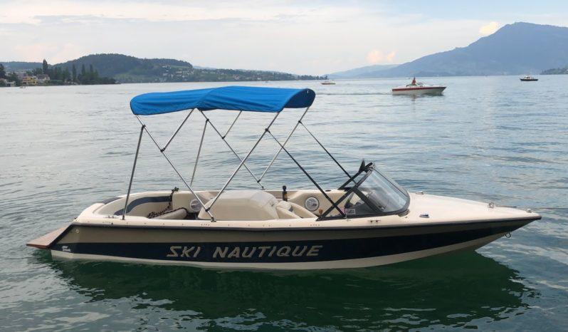 Correct Craft Ski Nautic mit Trailer voll