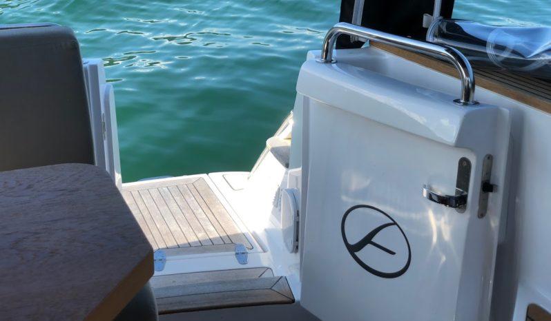 Aquador 27 Hardtop voll