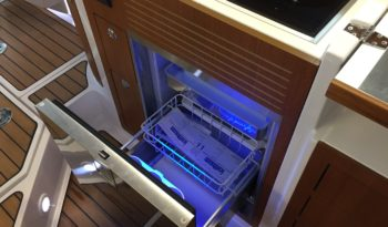 Aquador 30 Daycruiser voll