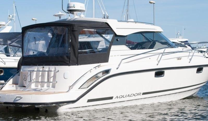 Aquador 30 Hardtop voll