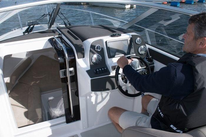 Aquador 22 WAe voll