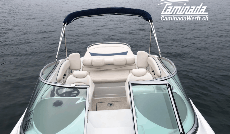 Crownline 26 Cruiser voll