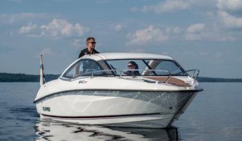 Flipper 640 ST mit Merc 150 PS voll