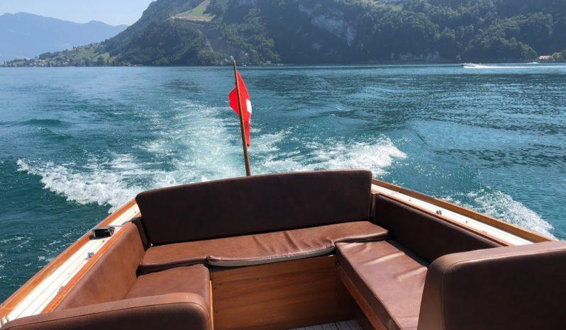 Bucher  Sportboot 1967 voll