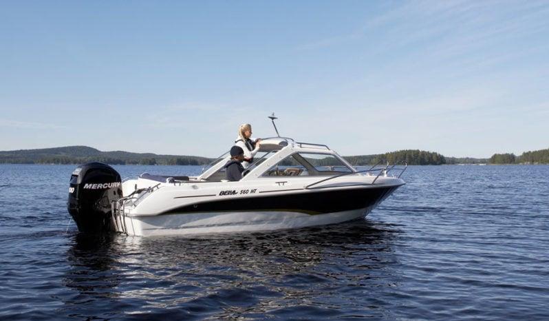 Bella 560 Hardtop Sportboot voll
