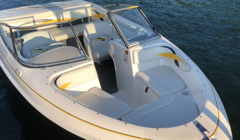 Wellcraft 175 Excel Bowrider voll