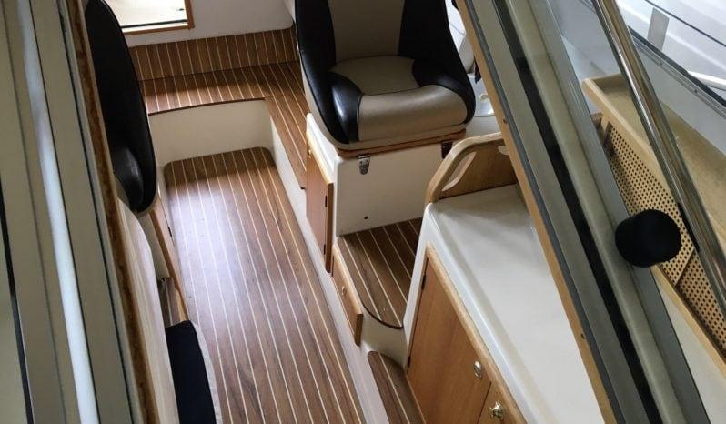 Flipper 630 CC Kabinenboot voll