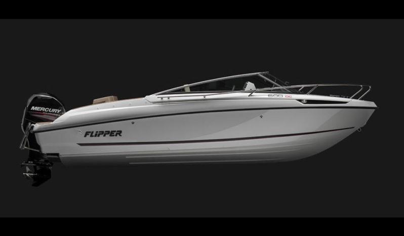 Flipper 600 Daycruiser mit 150 PS Yamaha voll