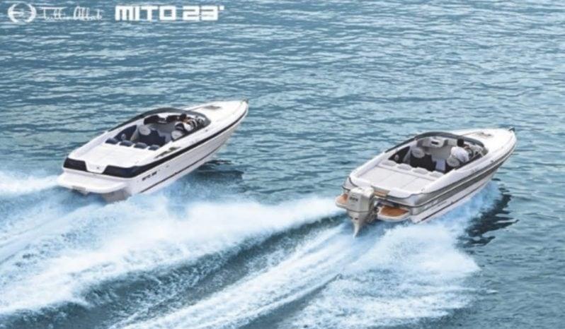 Abbate 23 Mito Aussenbord Version voll