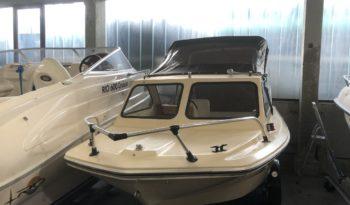 Beekmann Fischerboot mit Verdeck voll