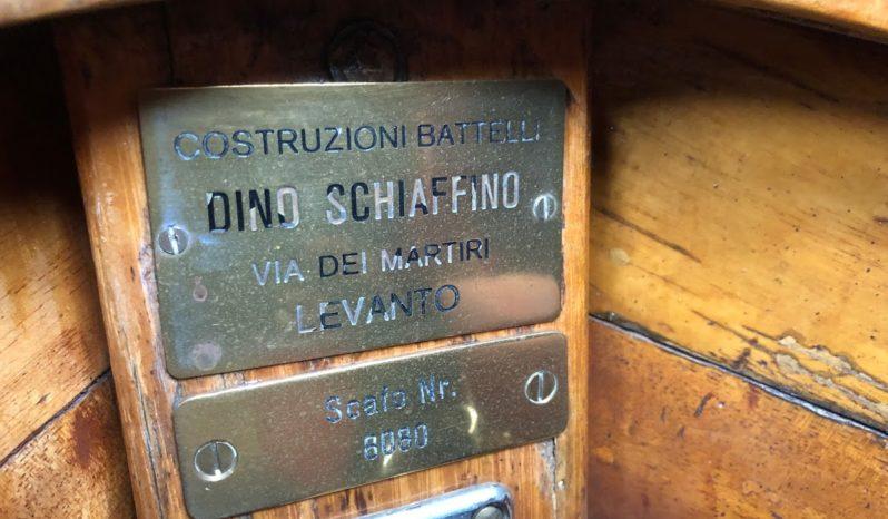 Dampfschiff Dino Schiaffino voll