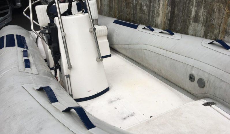Sportis Festrumpfschlauchboot 4500 voll