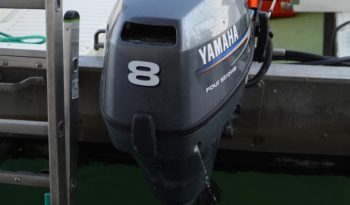 Aluminium Boot voll