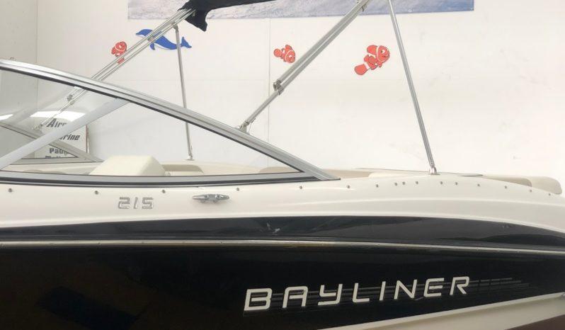Bayliner 21.5 Bowrider voll