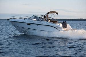 Aquador 25 DC Daycruiser Boot-039