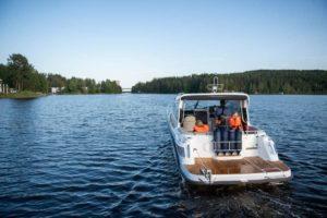 Aquador 25 HT Hardtop Boot-245