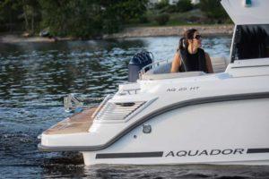 Aquador 25 HT Hardtop Boot-247
