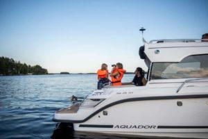 Aquador 25 HT Hardtop Boot-248