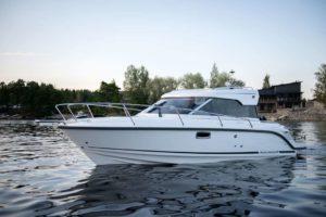 Aquador 25 HT Hardtop Boot-250