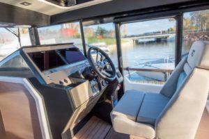 Aquador 35 AQ Hardtop Cabin Kabine Boot-274