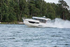 Aquador 35 AQ Hardtop Cabin Kabine Boot-277