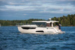 Aquador 35 AQ Hardtop Cabin Kabine Boot-281