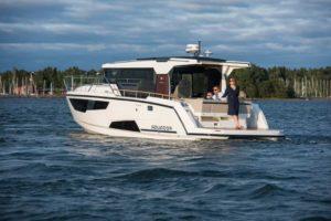 Aquador 35 AQ Hardtop Cabin Kabine Boot-282