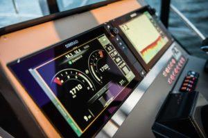 Aquador 35 AQ Hardtop Cabin Kabine Boot-286