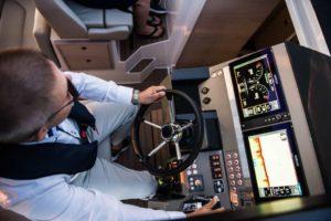 Aquador 35 AQ Hardtop Cabin Kabine Boot-287