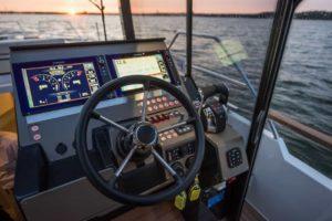 Aquador 35 AQ Hardtop Cabin Kabine Boot-298