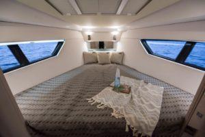 Aquador 35 AQ Hardtop Cabin Kabine Boot-301