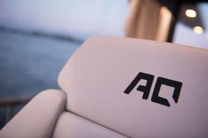 Aquador 35 AQ Hardtop Cabin Kabine Boot-308
