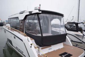 Aquador 35 AQ Hardtop Cabin Kabine Boot-309