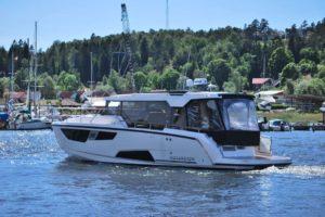 Aquador 35 AQ Hardtop Cabin Kabine Boot-322