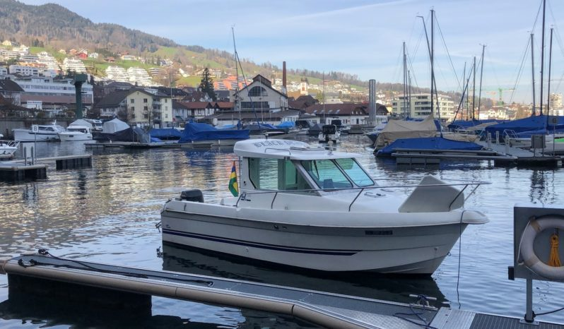 Quicksilver 605 Pilothouse voll