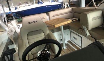 Flipper 650 ST mit Bodenseezulassung voll