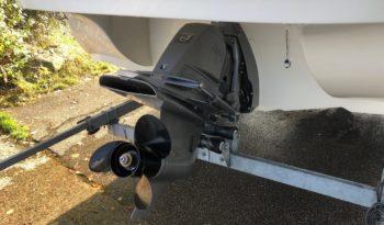 Stingray 208 Bowrider voll