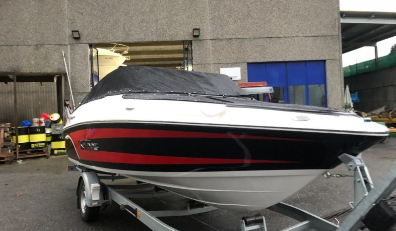 Campion 550 i Chase voll